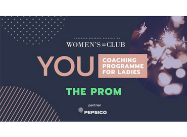 YOU: COACHING PROGRAMME FOR LADIES THE PROM!