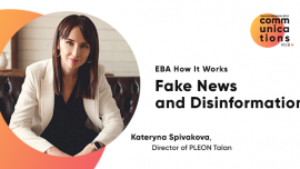 EBA How It Works: Fake News and Disinformation