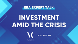 EBA Expert Talk: Investment amid the Crisis