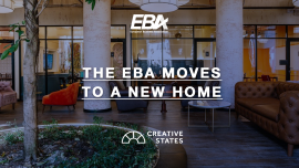 The EBA moves to Creative State of Arsenal