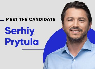 EBA Special Project: Meet the Candidate Serhiy Prytula