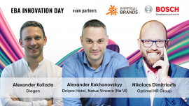 """EBA Innovation Day """"Innovations – world trends and best practices"""""""