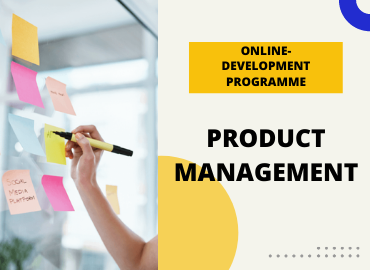 Online-Product Management Development Programme for non-IT Specialists