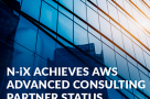 N-iX Achieves AWS Advanced Consulting Partner Status